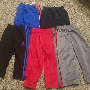 Boy's 3t Lounge Pants 5 Piece Set